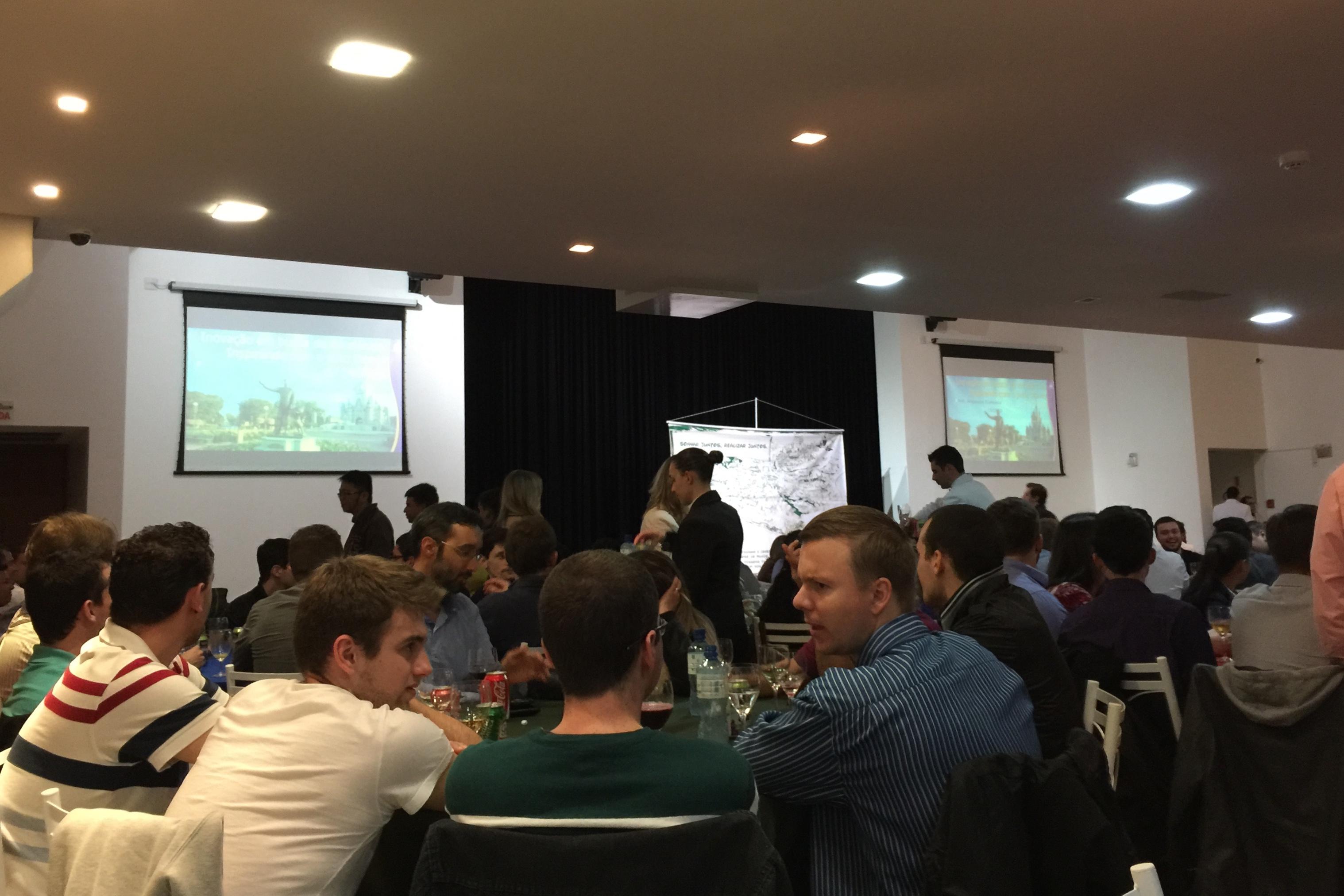 Evento CECRED - Blumenau
