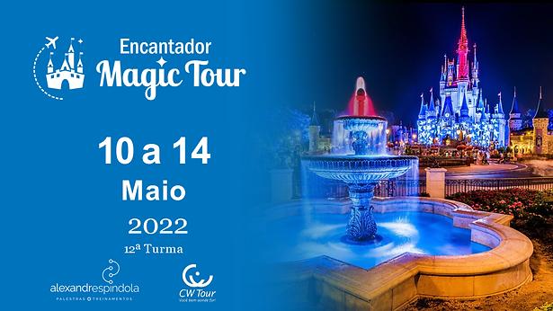 Encantador MAGIC TOUR - Material Maio 20
