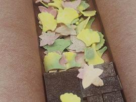 秋の路地風情