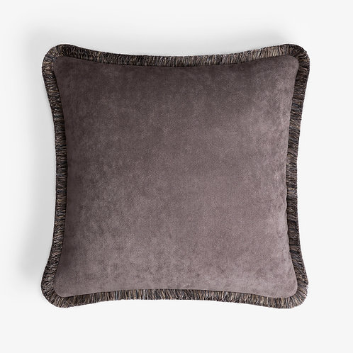 Happy Pillow | Grey