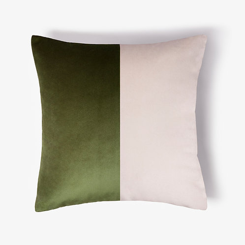Double Optical | Green and white