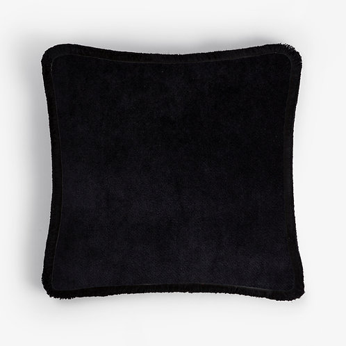 Happy Pillow | Black