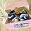 Thumbnail: Scarf Bling Box Nautical design