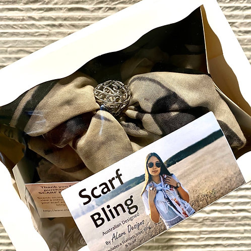 Scarf Bling Ring boxes pack 15