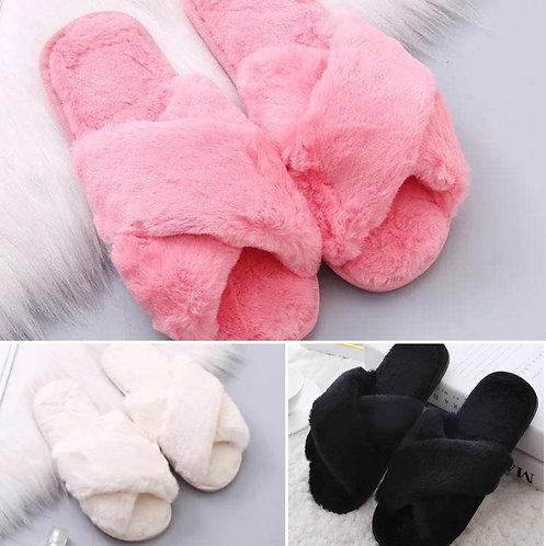 Soft lush Slippers