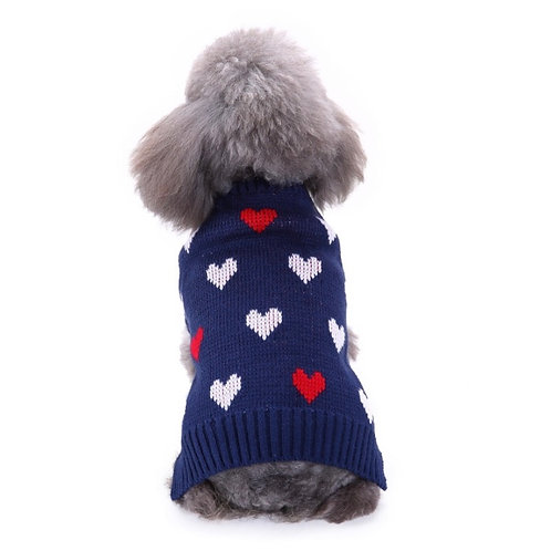 Mitscoo Pet - Love Sweater