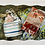 Thumbnail: Infinity earrings/ scarf / mini pouch gift boxed