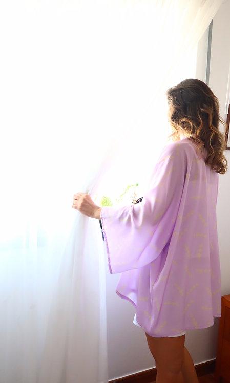 Kit Kimono Lavanda