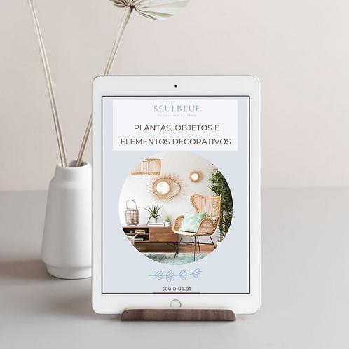 Ebook Plantas & Decoração