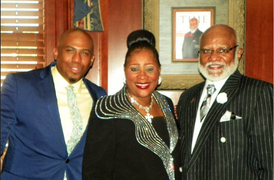 Anthony Brown & Dottie Peoples