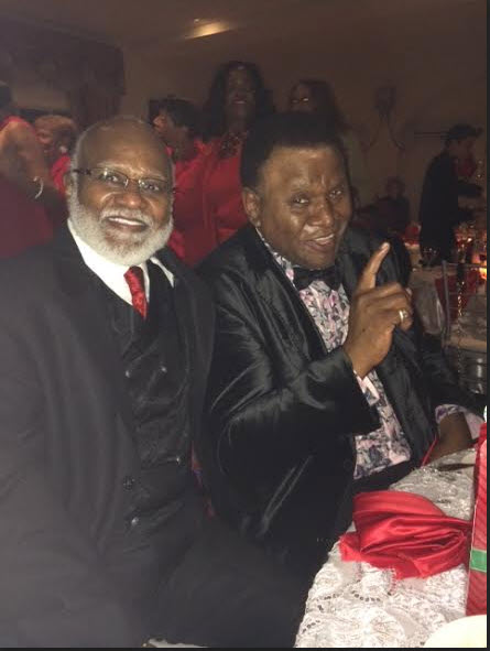 Papa and George Wallace
