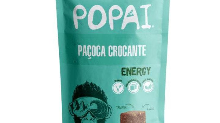 Snack Popai Paçoca Crocante