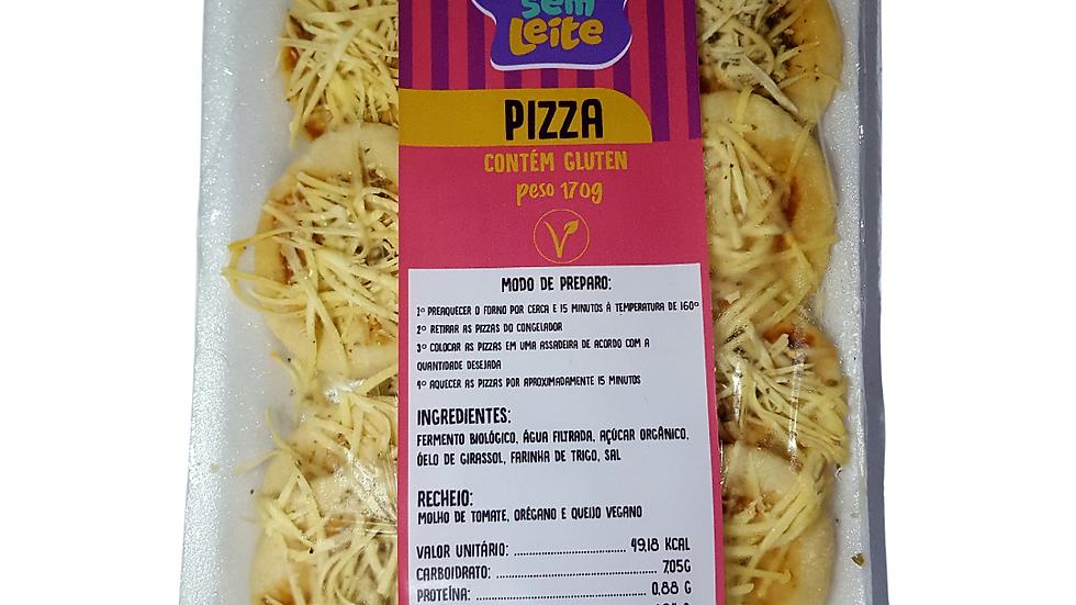 Mini Pizza Vegana
