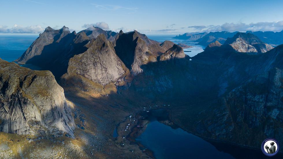 Blick in den Kirkefjord