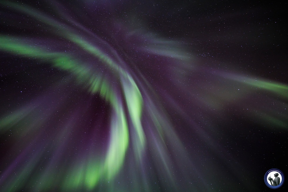 Corona Nordlicht über Mosekenes