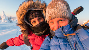 """Der neue Kurz-Film """"Lappland Februar 2020"""" ist da"""