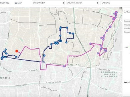 Route Management Sytem
