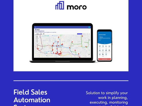 Moro - Field Sales Automation System