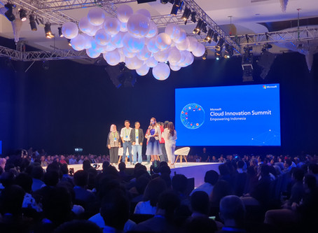 Microsoft Cloud Innovation Summit 2019