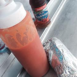 Instagram - Lechon Kawali and Mango Sriracha ? Sure , stop by @offthegridsf Sunn