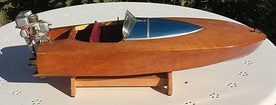 Modell av Cyklon III