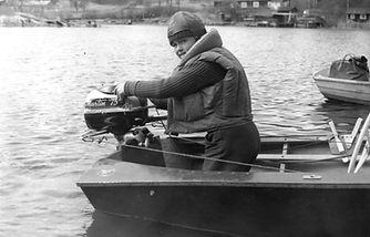 April 1957 - Jan Sundstedt 9 år