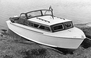 TfA:s kabinbåt