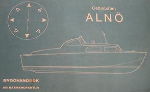 Bygghandbok från AB Båtmanufaktur