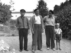 Fyra generationer Sundstedt 1951