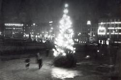 Jul vid Slussen - december 1942