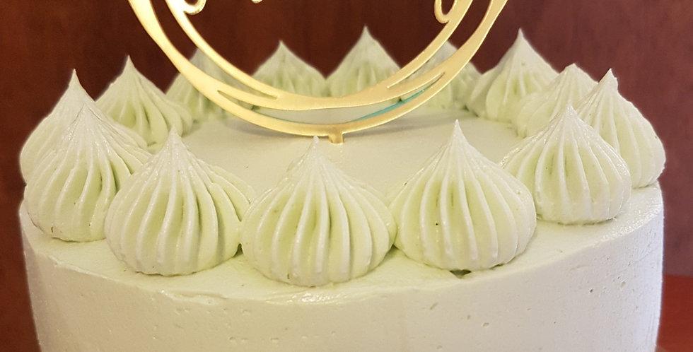 Onde Onde Pandan Cake