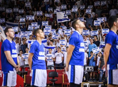 נבחרת העתודה של ישראל מעפילה לגמר אליפות אירופה שלישי ברציפות!!!