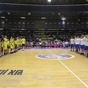 חצי גמר גביע המדינה לנוער: חולון-יזרעאל