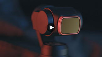 Filters for the DJI OSMO Pocket
