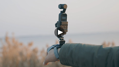 Hand and Wrist Strap for DJI OSMO Pocket