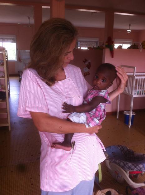 La Pouponiere en Dakar