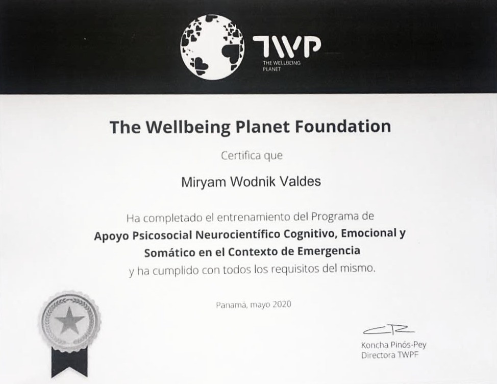 The Wellbeing Planet Foundation Diploma