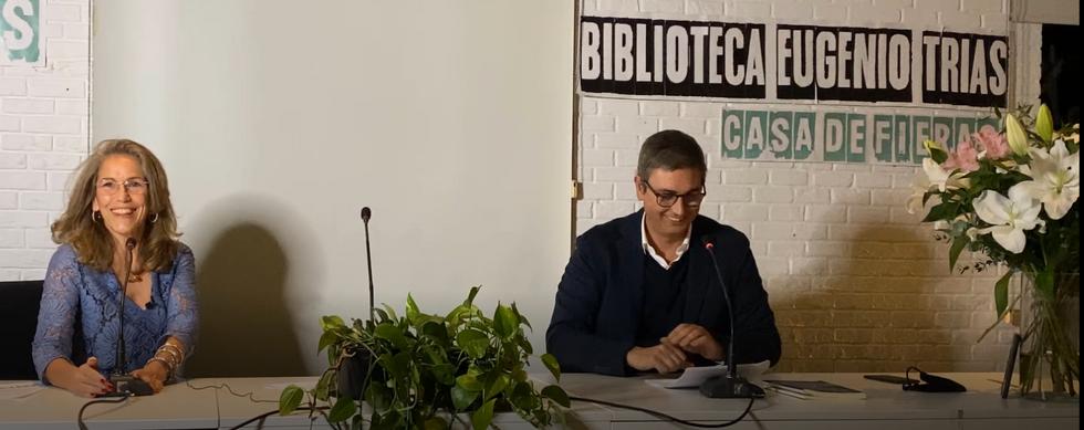 Presentación de DETRÁS DEL ARCOÍRIS LA SUPERACIÓN