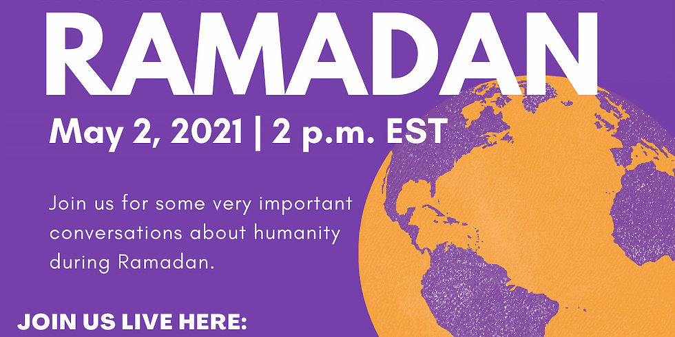 A Conversation for Humanity During Ramadan