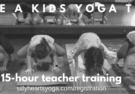 """How do you know if a kids yoga instructor is """"good""""?"""