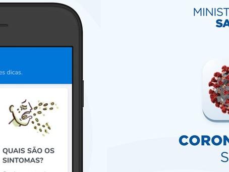 Atualização aplicativo CoronaVírus SUS