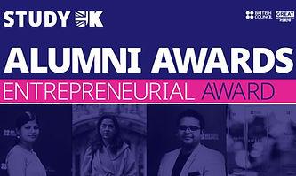 British Council - Entrepreneurial Award