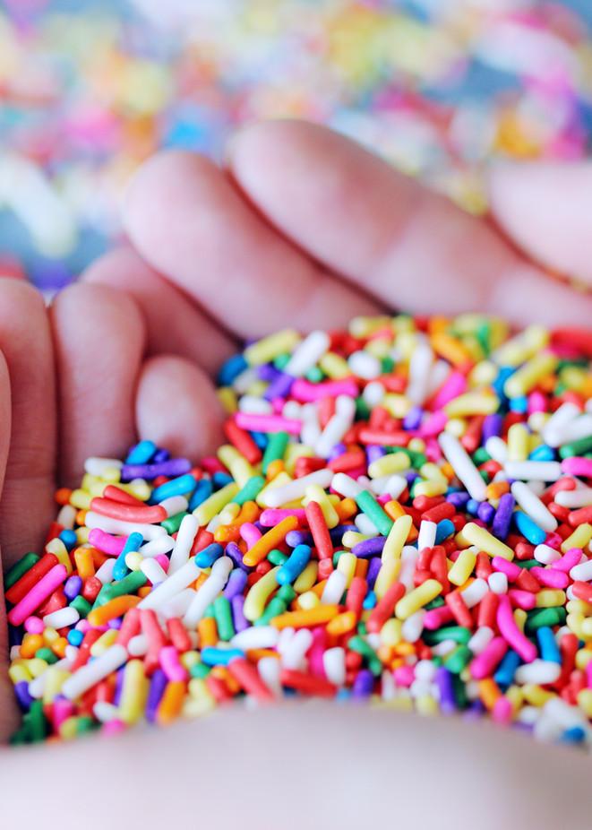סוכריות לקישוט
