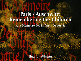 PARIS/ AUSCHWITZ: REMEMBERING THE CHILDREN, boek Eleanor Winters