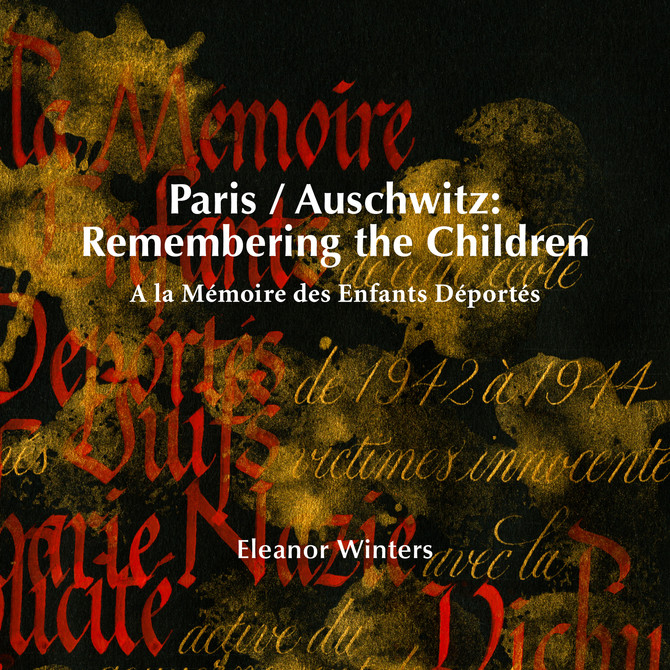 PARIS/ AUSCHWITZ: REMEMBERING THE CHILDREN, boek Eleanor Winters