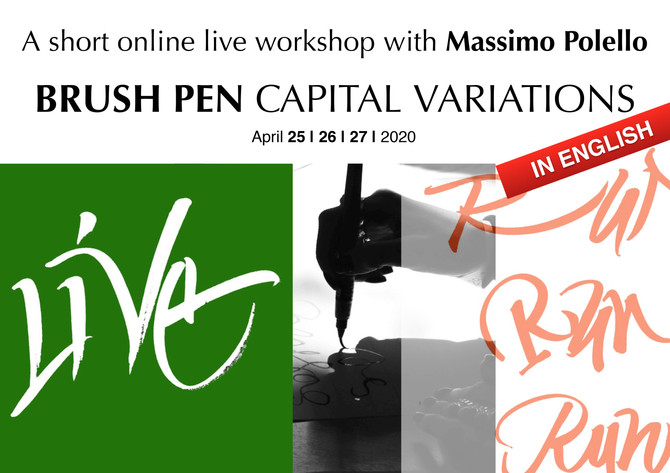 Massimo Polello online live workshop