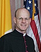 Photograph of Monsignor StephenRosetti .