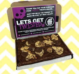 Letterbox Brownie