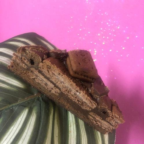Bourbon Biscuit Brownie (VE)