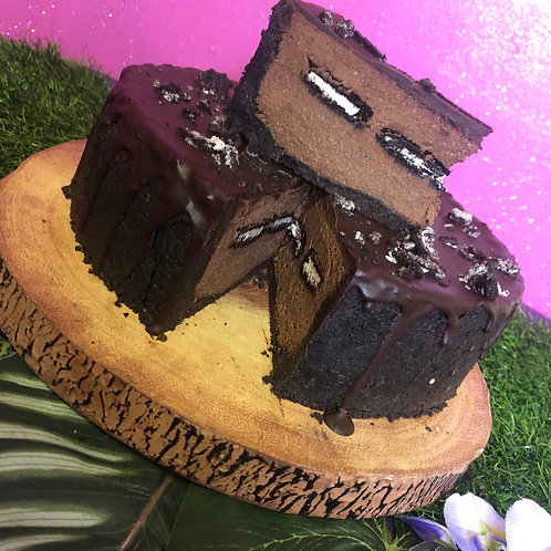 VE Oreo Cheesecake